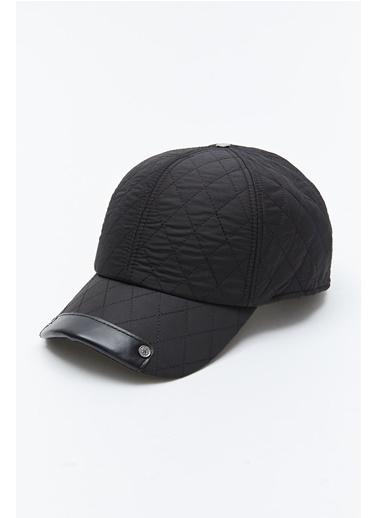 Avva Erkek  Kasket Şapka A82Y9211 Siyah